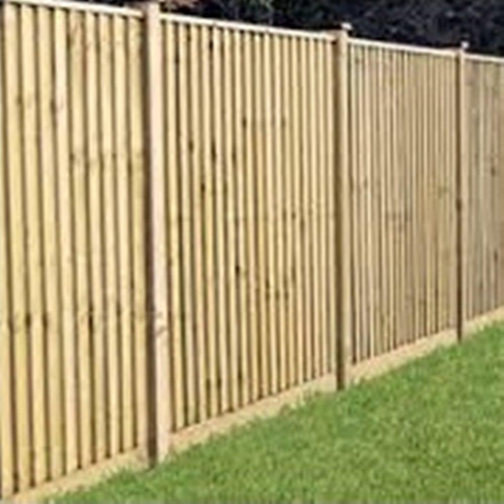 Fence installation in Wiltshire